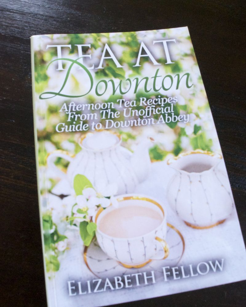 Teaatdowntonbook
