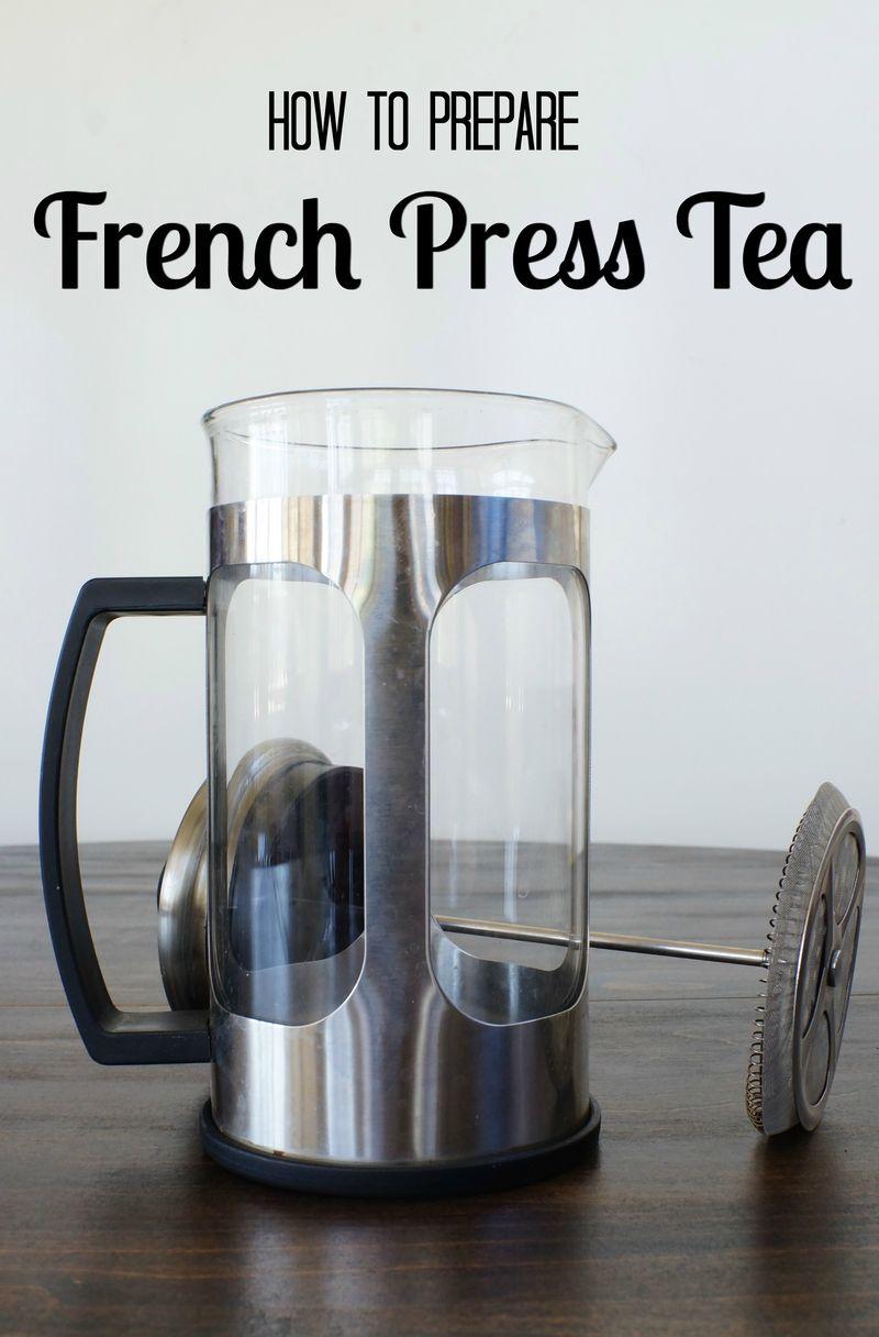 FrenchPressTea